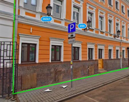 Продажа офиса на одной из центральных улиц Москвы