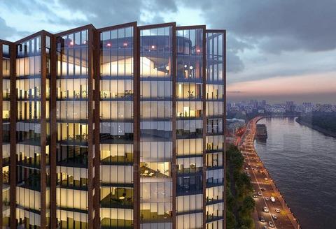 Продается Офис (А), 1 819 м2в бизнес-центре «dm-Tower (дм-Тауэр)»
