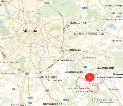 Продажа участка, Чулково, Раменский район, Чулковское