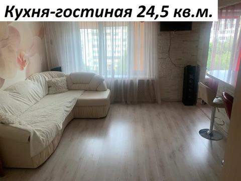 Укомплектованная квартира.