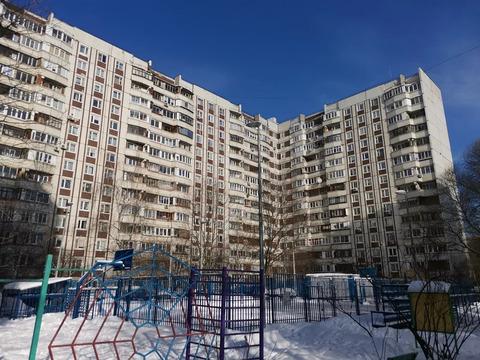 Улица Веневская дом 1, квартира 39 кв.м.