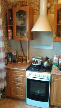 В г.Пушкино продается 4 ком.квартира в хорошем состоянии