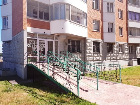 Продается офисное помещение 65 кв.м. в Брехово мкр Школьный