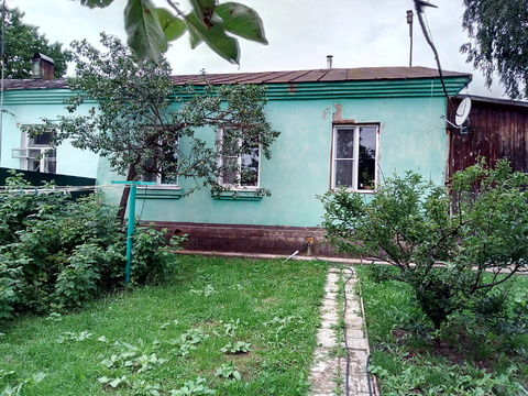Продается Часть жилого дома в п.Учхоза Александрово