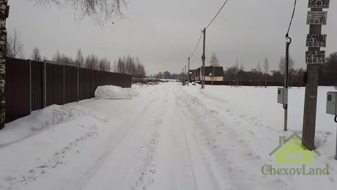 Участок 10 соток в деревне Новгородово