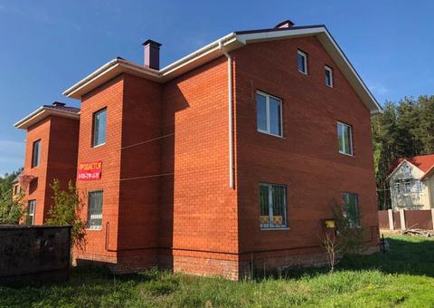 Продам кирпичный дом в г. Раменское