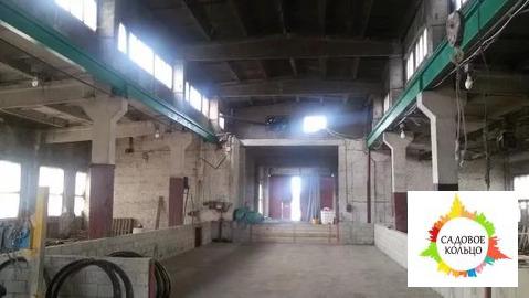 Чеховского р-на, поселок Дубна, продается производственное здание 1005