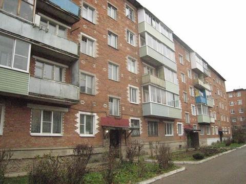 Продажа квартиры, Волоколамск, Волоколамский район, Ул. Свободы