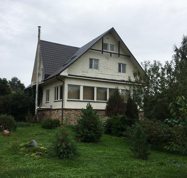 Жилой дом и земельный участок