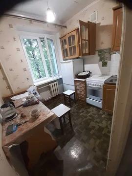 Двухкомнатную квартиру в Москве