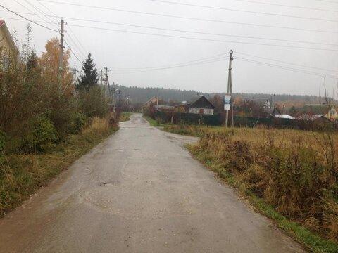 Участок в деревне Рекино-Кресты 15 соток