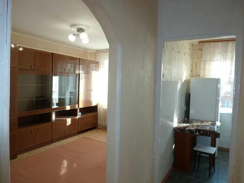 Сдается 1-комнатная квартира в хорошем состоянии в центре города