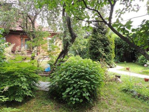 Продается часть дома на участке 14 соток в поселке Дружба, г.Мытищи