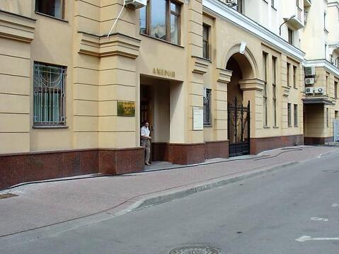 Престижный офис 185 м2 на Маяковской, Тверская 28к2