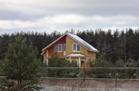 Дом 117м2 на 19 сот рядом с сосновым бором, 2950000 руб.