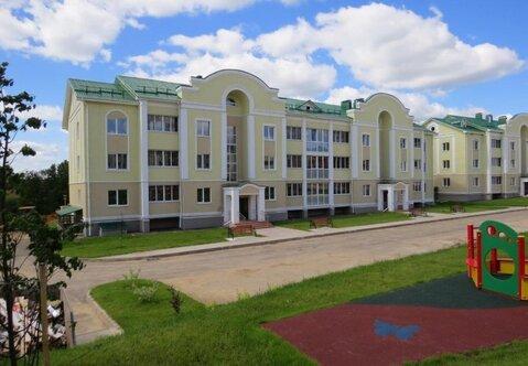 """4-комнатная квартира, 112 кв.м., в ЖК """"Троицкая Слобода"""""""