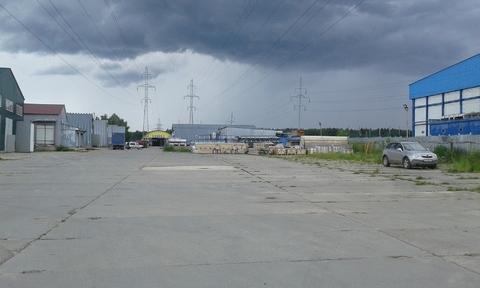 Сдается ! Открытая площадка 1300 кв. м.бетон, Закрытая территория,