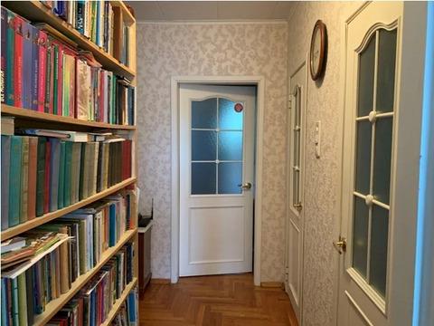 Трехкомнатная квартира в поселке санатория Озеро Белое