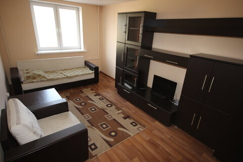 Сдается трехкомнатная квартира в районе Шибанково