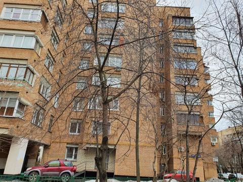 Продается 3-х комн.квартира на ул. Плющиха д.27