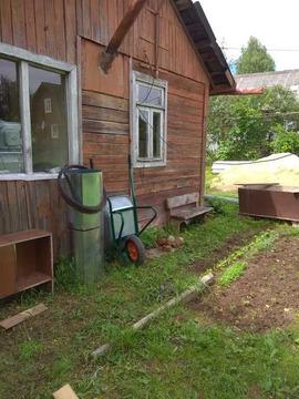 Срочно продается дачный домик в д. Мишнево Щелковский р.