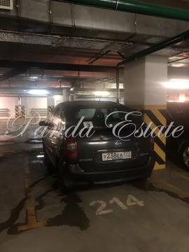 Паркинг в ЖК Сердце Столицы (ном. объекта: 3681), 180000 руб.