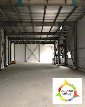 Продается новое 2-х этажное, отапливаемое производственно-складское по