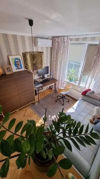 Квартира с ремонтом в ЦАО