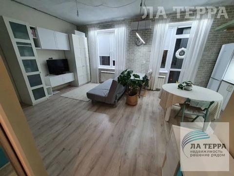 Продается 1-к квартира студия в ЖК Спасский мост, ул. Спасская д.1к.1