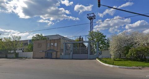 Производственно-складской комплекс 18 000 м2 в юао Котляковская 7