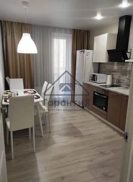2-комнатная квартира с евроремонтом!