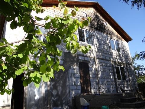 Дом с земельным участком рядом с рекой в пос. Тучково
