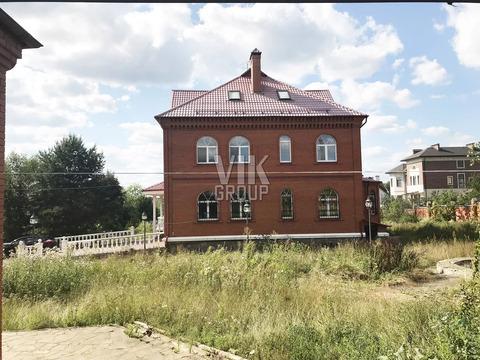 2-х эт жилой особняк 560 кв.м г. Москва