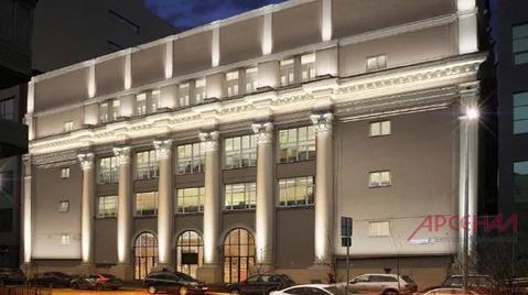 Здание в классическом стиле в Замоскворечье