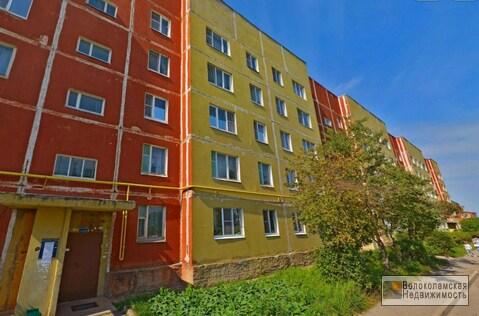 Однокомнатная квартира в поселке Сычёво Волоколамского района