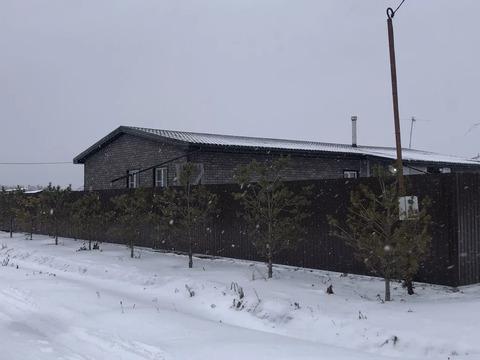 Жилой одноэтажный дом, 200 кв.м, пос. Васькино, г. Чехов