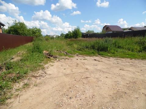 Продается земельный участок в деревне Волково Рузский р.