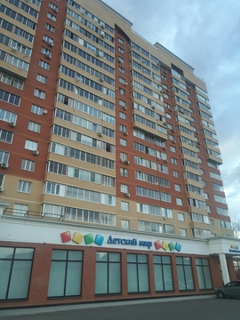 """1-комнатная квартира, 38 кв.м., в ЖК """"Князь Голицын"""""""