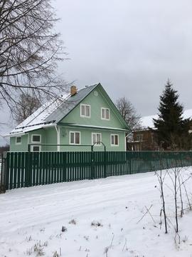 Зимний дом в деревне ПМЖ