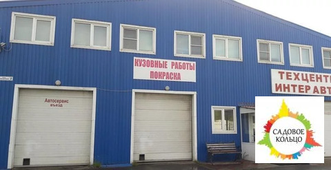 """Сдается в аренду помещение под автосервис """" готовый бизнес, 400000 руб."""