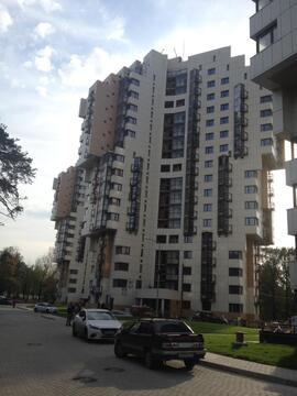 "3-комнатная квартира, 108 кв.м., в ЖК ""Левобережная дубрава"""
