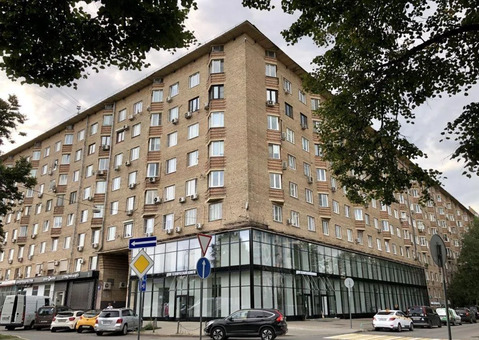 Продажа псн, м. Ленинский проспект, Улица ленинский проспект 40
