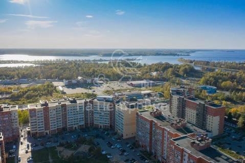 Видовая 4-комнатная квартира 110 кв.м в Наукограде Дубна.