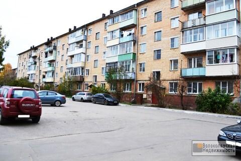 Двухкомнатная квартира в центре города Волоколамск, на ул.Садовая, 22