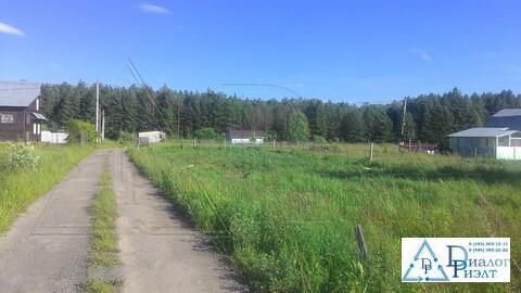 Продается земельный участок 5,6 соток, п.Рылеево, рядом г Бронницы