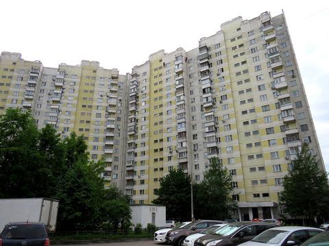 Двухкомнатная квартира в Митино