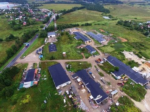 Складской комплекс 1100 м2 в 34 км от МКАД по Ленинградскому шоссе