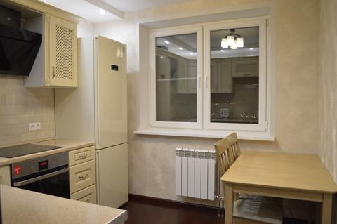 Сдается трех комнатная квартира