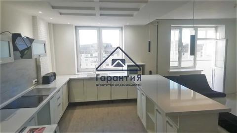 2-комнатная квартира в ЖК с собственной набережной