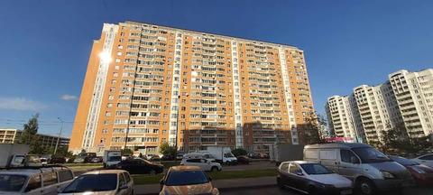 1 ком кв, м. Люблино, ул. Маршала Баграмяна, д. 1